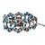 Seeing Dots Bracelet Bead Woven Bracelet by DatzKatz Designs