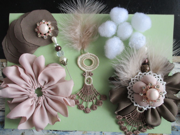 Flower Kit - Please choose