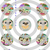 Chip and potato images, handmade chip and potato images