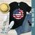 Sunflower Svg, Patriotic Svg, Sunflower Clipart, American Flag Svg, Fourth Of