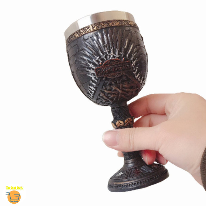 Handgrip Game of thrones Legends of the Swords Goblet 210ML-Stainless Steel and