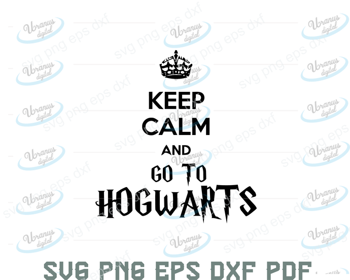 Keep calm and go to hogwarts svg,Harry potter svg, harry potter shirt, harry