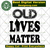Old lives matter svg,retired grandma svg,retired grandpa svg,retirement shirt