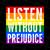 Listen Without Prejudice Vintage Rainbow, Rainbow Flag, Rainbow, Gift Idea,
