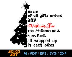 Tree Vector Dxf Eps Png Cricut Cut File By Akiko Art On Zibbet