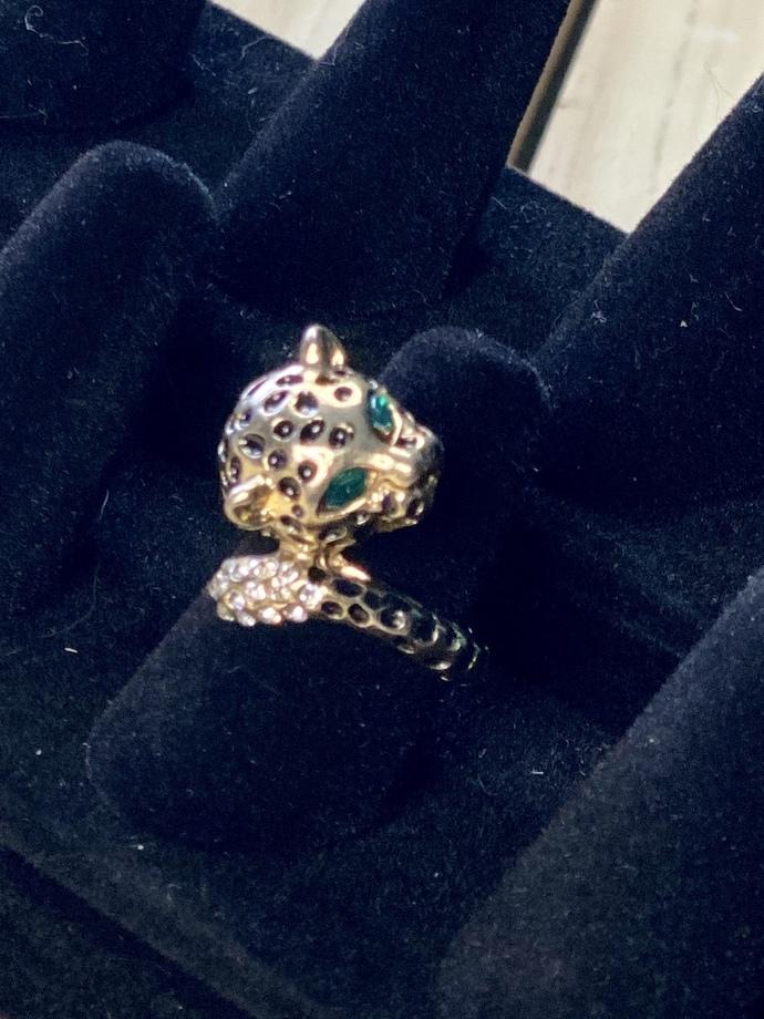 Wild Leopard Fashion Ring