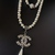 Beutuful long pearl necklace