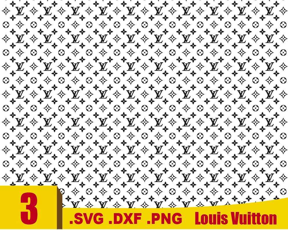 Lv Svg Louis Vuitton Svg Luxury Brand Pattern Svg Luxury Brand Lv Louis Vuitton Svg File For Cricut A C Moore Marketplace