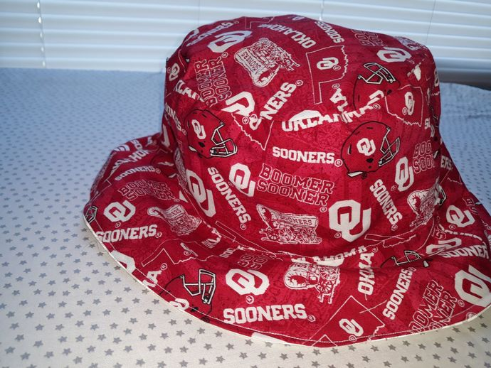 Adult Bucket Hat - OU