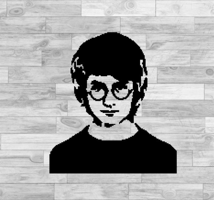 Harry Potter, Harry Potter svg, Harry Potter svg file, SVG, INSTANT DOWNLOAD