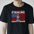Make Fishing Great Again, American Flag, Fishingclub, Gift Idea, Digital Art,
