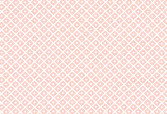 Kyoto Pink abstract fat quarter fabric - Pink Japanese style Fabric 100 % cotton