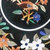 Marble Coffee Center Table Top Sparrow Birds Inlay Marquetry Decor Table Wall