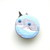 Tape Measure Ocean Gray Whales Small Retractable Measuring Tape