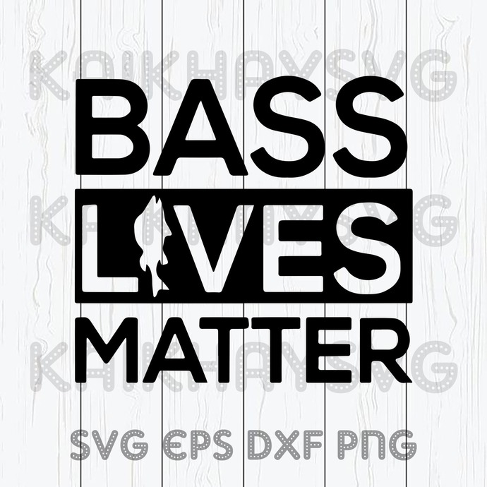 Download Bass Lived Matter Svg Fishing Sorry I Missed By Kaikhaystore On