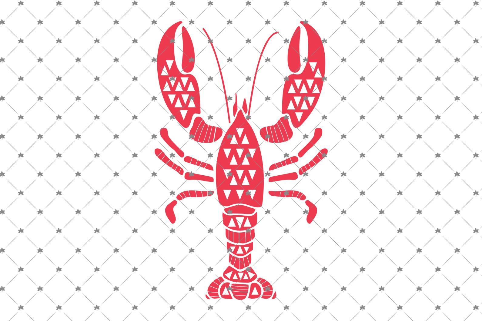 Red Lobsters Lobsters Svg Lobsters By Jonnygoody On Zibbet