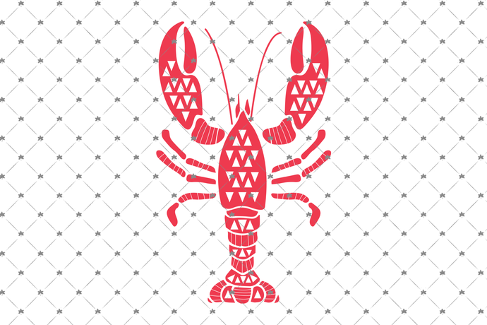Red Lobsters Lobsters Svg Lobsters By Jonnygoody On Zibbet