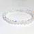 Crystal AB Handmade Bracelet bling jewelry