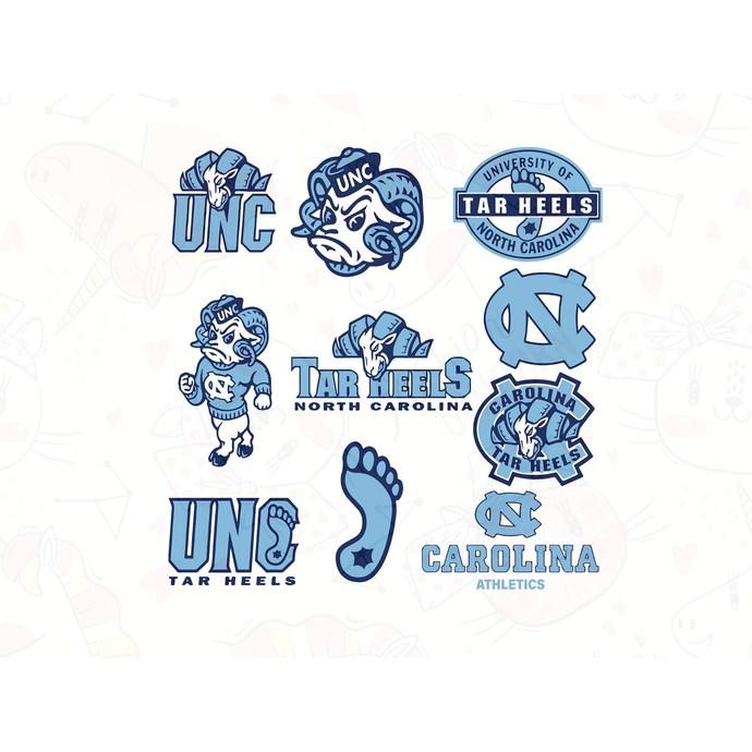 Tarheels nba svg,NBA svg, basketball svg file, basketball logo,NBA fabric, NBA