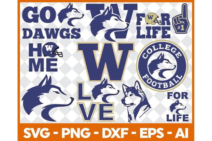 Washington Huskies Svg,football svg,football gift,Washington Huskies