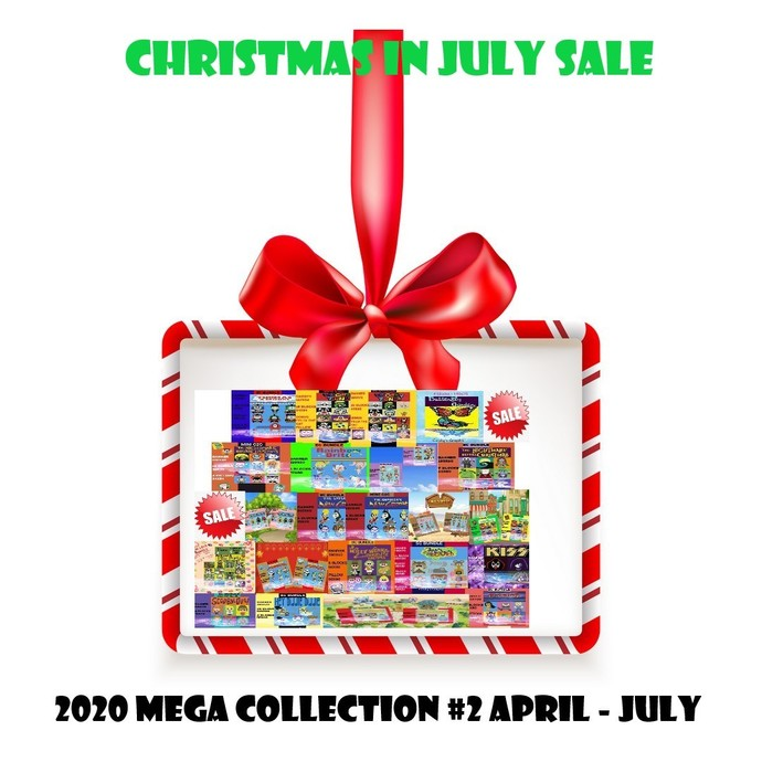 2020 Mega Collection #2 April-July 22 Assorted SC & Mini C2C Bundles included