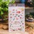 MU print on sticker - perfect for journaling & happy mail