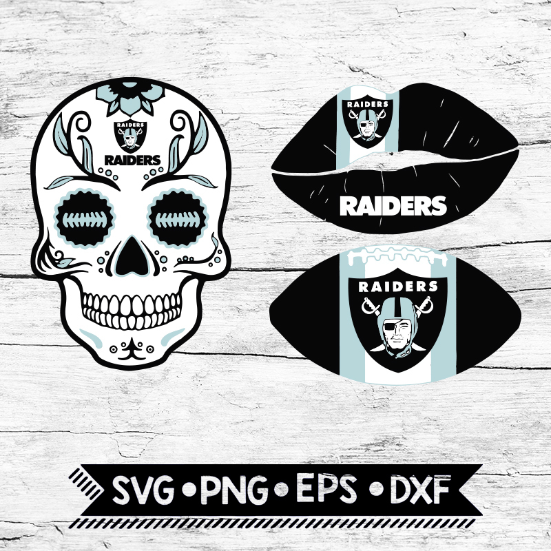 Las Vegas Raiders Svg Nfl Svg Bundle Svg By Seniorsvg On Zibbet