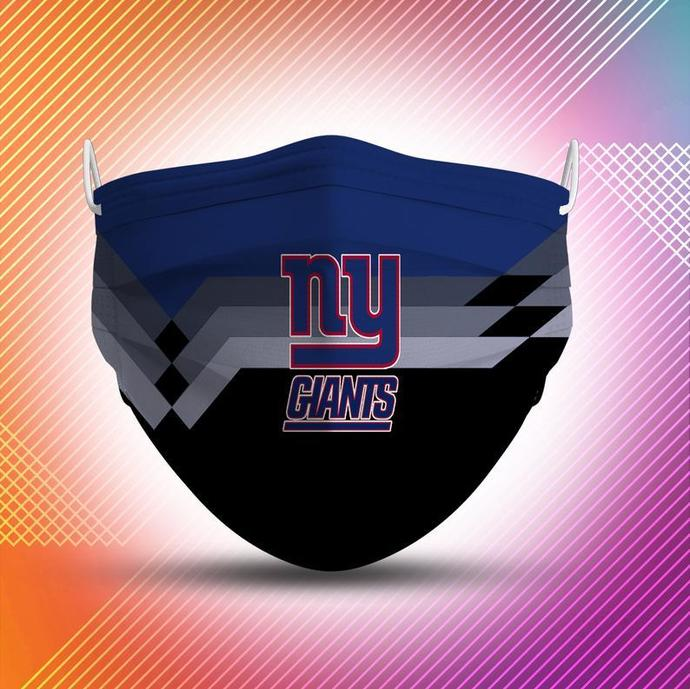 New York Giants Protective Face Mask Cotton mask Washable mask Face Covering
