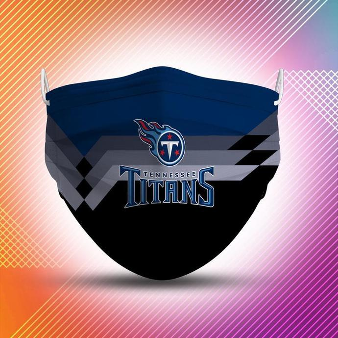 Tennessee Titans Protective Face Mask Cotton mask Washable mask Face Covering