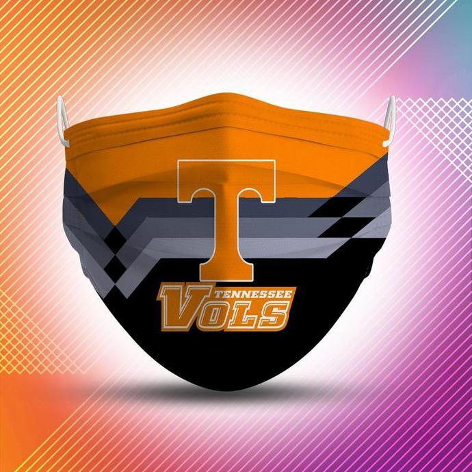 Tennessee Vols Protective Face Mask Cotton mask Washable mask Face Covering