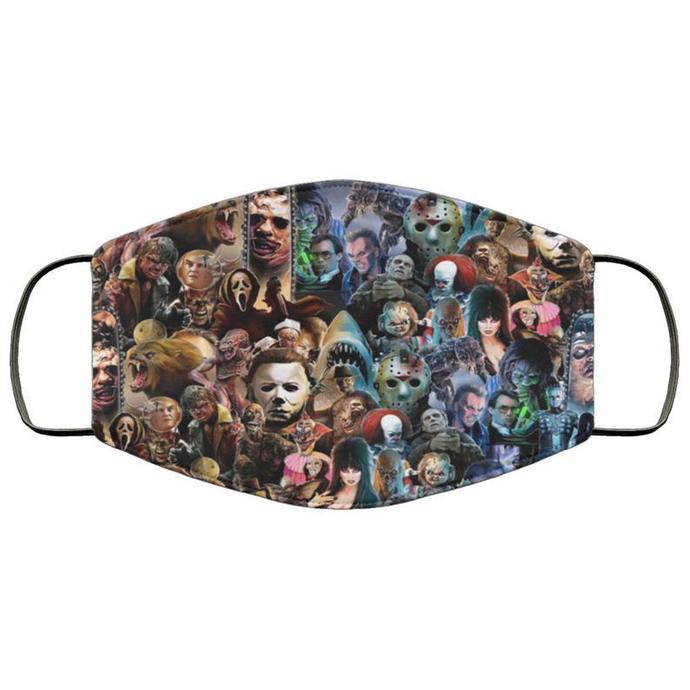 Wonder Woman Unisex 3 Layer Face Mask, Handmade Face Mask,Adult Kid Face