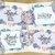 Friends Journal Cards Junk Journaling Scrapbook Cards