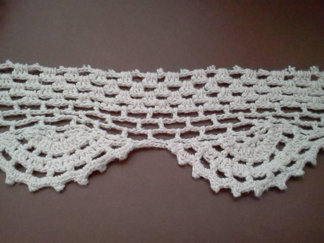 Crochet Trim*