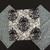 NONpaper kitchen towels~eco-friendly-Damask Skulls and Stars