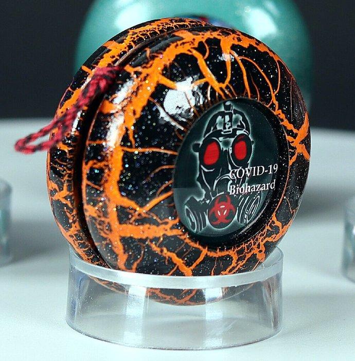 COVID-19 Lightning Yo-Yo ... Black/Orange