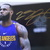 LeBron James Los Angeles Lakers 8 x 10 signed photo