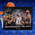 Tim Duncan Tony Parker and Manu Ginobili 8 x 10 signed photo