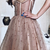 sweetheart dusty rose A-line short birthday dress party dress