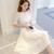 CUTE LACE SHORT DRESS FASHION GIRL DRESS