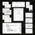 Personalized Monat Bundle, Vintage Custom Monat Cards, Monat Marketing Set,
