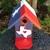 Birdhouse - Texas Flag by ABCbirdhouses