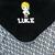 Luke Skywalker Baby blanket - Personalized name - Unique Star Wars baby shower