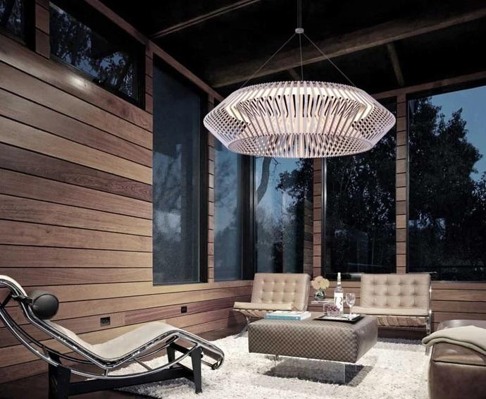 NEWBERRA LED PENDANT LIGHT | HOTEL SERIES