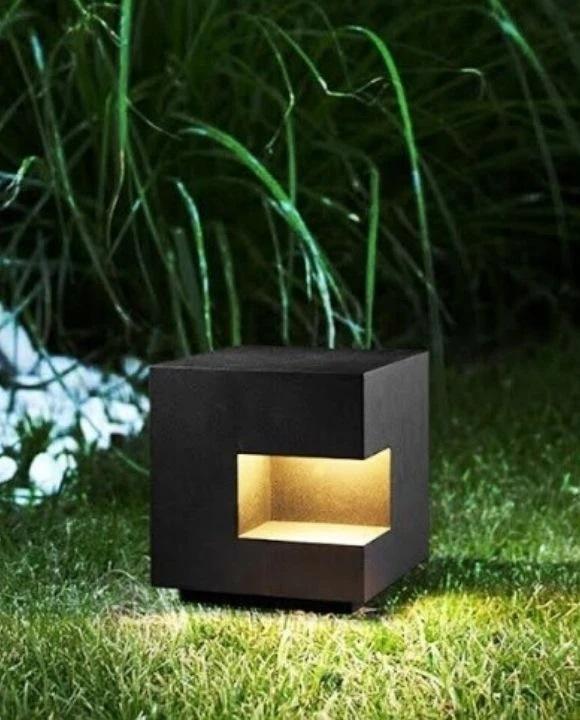 GARDEN CUBE OUTDOOR LED LIGHT | MODERN SERIES