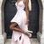 Asymmetric Bridesmaid Dresses Satin Formal Gown For Women