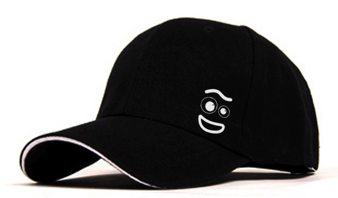 Forky Face Adjustable Baseball Cap