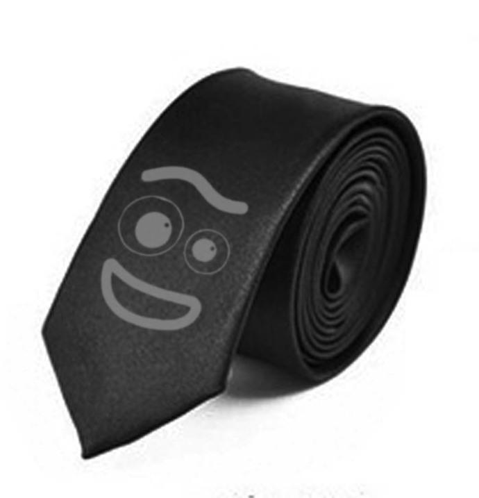 Forky Face Unisex Necktie Tie