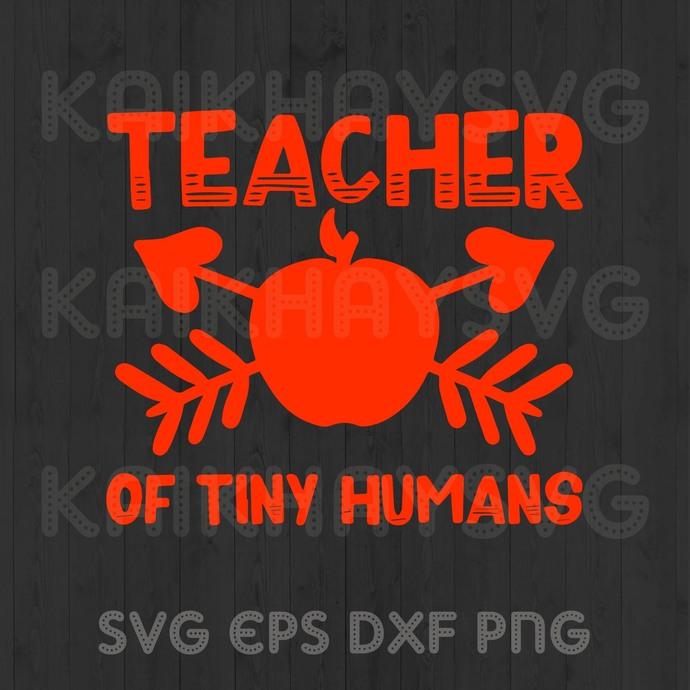 PreK Kindergarten Teacher Back To School SVG, Teacher Life SVG, Teach Love