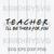 Teacher i'll Be There For You SVG, Teacher Life SVG, Teach Love Inspire SVG,