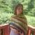 Crochet Pattern// Eye Candy, Fiercehook, double crochet, women's shawl, shawl,